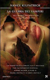 La guerra dei vampiri  by  Nancy Kilpatrick