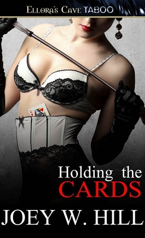 Book Review: Joey W. Hill's Holding the Cards