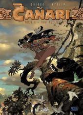 Cañari, Tome 1:  Les Larmes Dor  by  Crisse