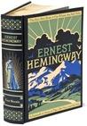 Ernest Hemingway: Four Novels (Barnes & Noble Leatherbound Classics)