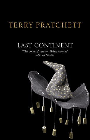 The Last Continent (Discworld, #22; Rincewind #6)