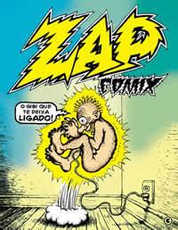 Zap Comix  by  Robert Crumb