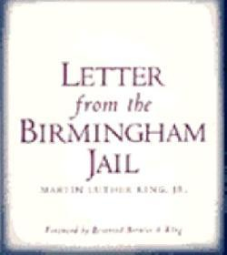 "Start by marking ""Letter from the Birmingham Jail"" as Want to Read ..."