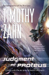 Book Review: Timothy Zahn's Judgment at Proteus