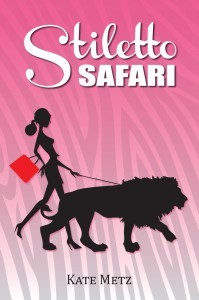 Book Review: Kate Metz's Stiletto Safari