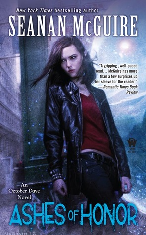 Book Review: Seanan McGuire's Ashes of Honor