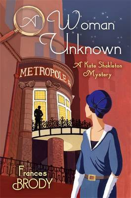 A Woman Unknown (Kate Shackleton, #4)