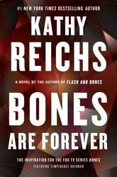 Book Review: Kathy Reichs' Bones are Forever