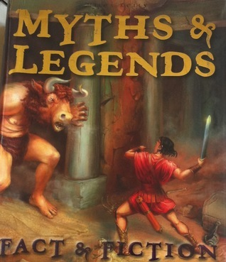 Myths And Legends Victoria Parker
