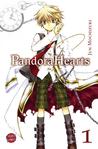 Pandora Hearts, #1
