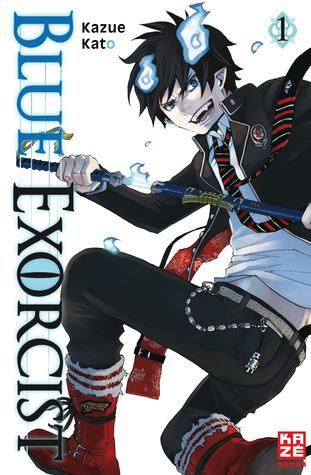 Blue Exorcist 01 (2012) by Kazue Kato