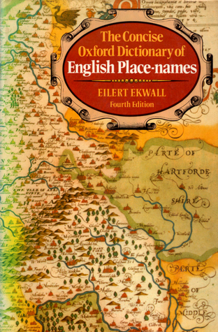 The concise Oxford dictionary of English place