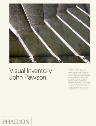 A Visual Inventory by John Pawson (cover art)