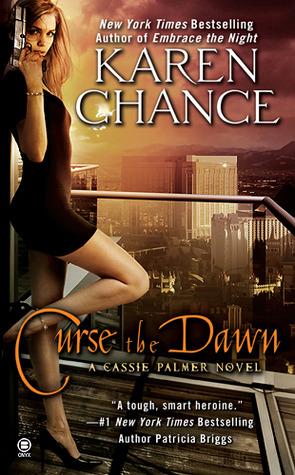 Curse the Dawn (Cassandra Palmer, #4) (2009)
