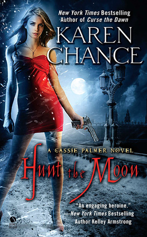 Book Review: Karen Chance's Hunt the Moon