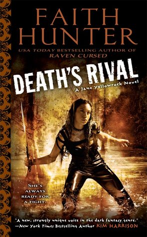 Book Review: Faith Hunter's Death's Rival
