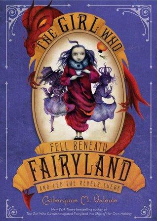 The Girl Who Feel Beneath Fairyland