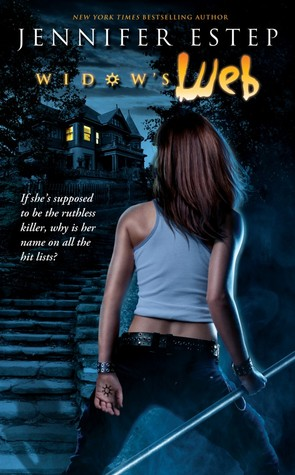 Book Review: Jennifer Estep's Widow's Web