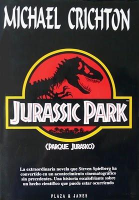 Jurassic Park - Parque Jurásico (Parque Jurásico, #1)