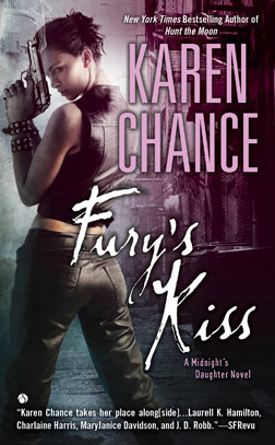 Book Review: Karen Chance's Fury's Kiss
