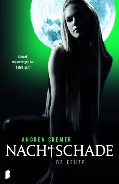 Nachtschade: de keuze – Andrea Cremer