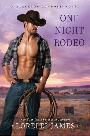 Book Review: Lorelei James' One Night Rodeo