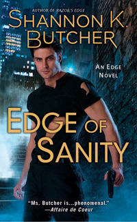 Book Review: Shannon K. Butcher's Edge of Sanity
