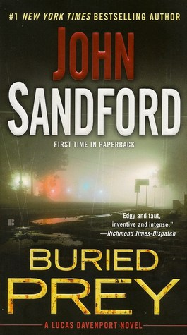Book Review: John Sandford's Buried Prey