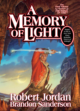 Book Review: Brandon Sanderson & Robert Jordan's A Memory of Light