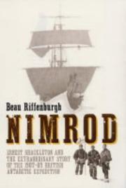 Nimrod Beau Riffenburgh