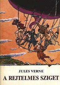 A rejtelmes sziget I  by  Jules Verne