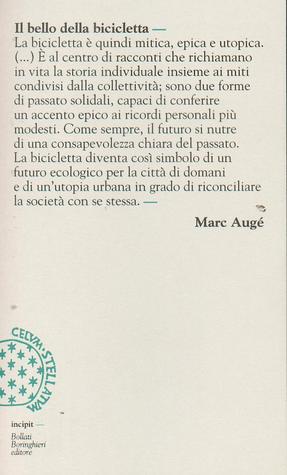 Il bello della bicicletta  by  Marc Augé
