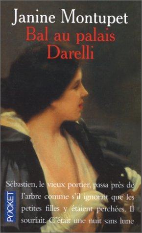 Bal au palais Darelli Janine Montupet