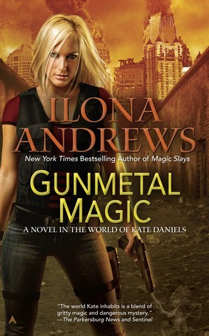 Book Review: Ilona Andrews' Gunmetal Magic