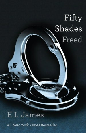 Book Review: E.L. James' Fifty Shades Freed