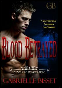 Blood Betrayed (Sons of Navarus, #2) Gabrielle Bisset