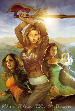 https://www.goodreads.com/book/show/13505813-buffy-the-vampire-slayer