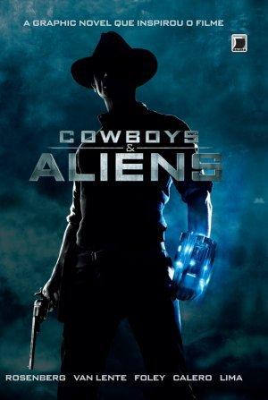 Cowboys & Aliens  by  Scott Mitchell Rosenberg