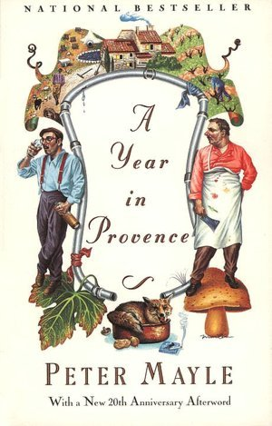 A Year in Provence (Paperback)
