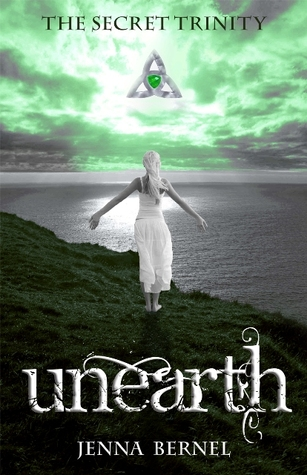 The Secret Trinity: Unearth (2012) by Jenna Bernel