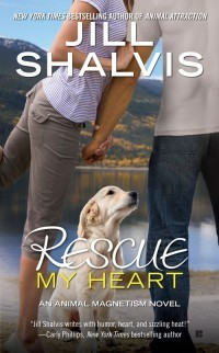 Book Review: Jill Shalvis' Rescue My Heart