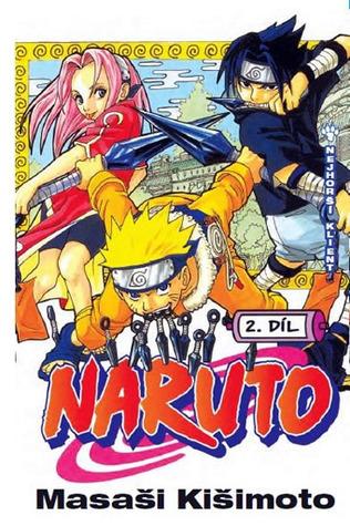 Naruto 2: Nejhorší klient (Naruto, #2)