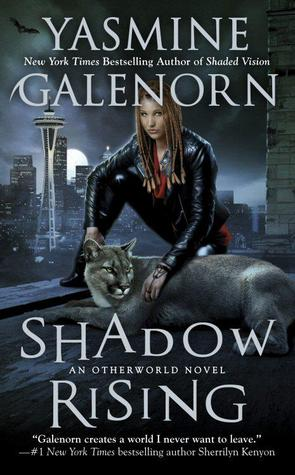 Book Review: Yasmine Galenorn's Shadow Rising