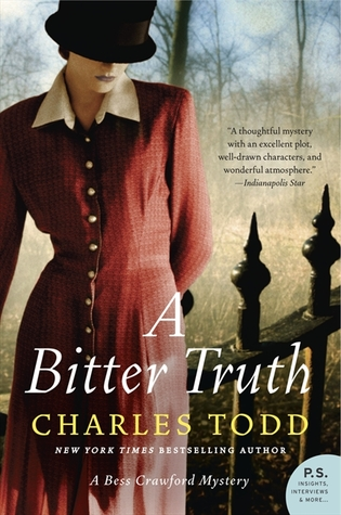 Book Review: Charles Todd's A Bitter Truth