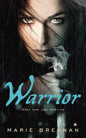 Warrior (Doppelganger, #1)