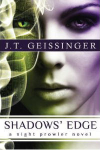 Shadow's Edge (Night Prowler #1)  - J. T. Geissinger