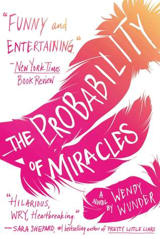 the probability of miracles by wendy wunder book cover