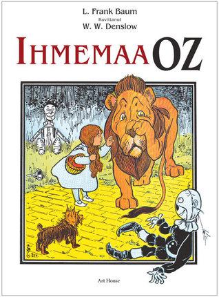Ihmemaa Oz  by  L. Frank Baum