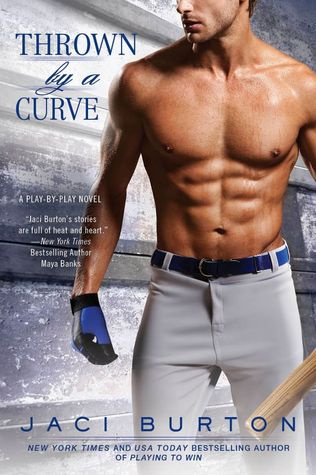 Book Review: Jaci Burton's Thrown by a Curve