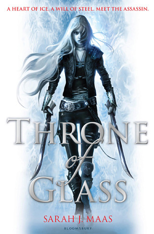 Book review | Throne of Glass by Sarah J. Maas | 3 stars
